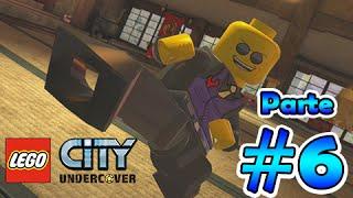LEGO City Undercover #6 - Aprender Kung Fu com Barry, O Morpheus de Matrix [Let