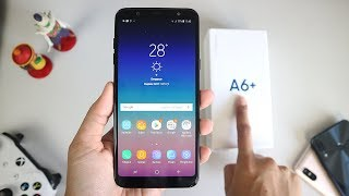 Samsung A6+ Unboxing Indonesia - Mampukah Bersaing?