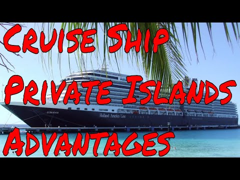 Cruise Ship Private Island vs Exploring a Caribbean Island On Your Own