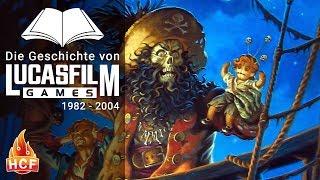 Lucasfilm Games Historie – Wie die Macht der Adventures erwachte