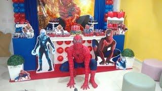Baixar O Espetacular Homem Aranha - Encantados Produções