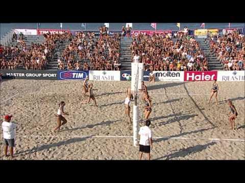 Beach Volley 4x4