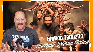 Cover images Thani Oruvan - Theemai Dhaan Vellum Song | Jayam Ravi | Hiphop Tamizha | REACTION