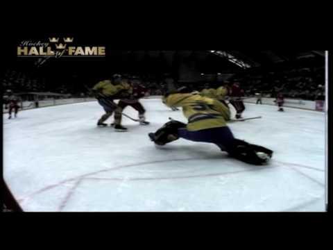 Hockey Hall Of Fame Sverige #11 - Tommy Salo