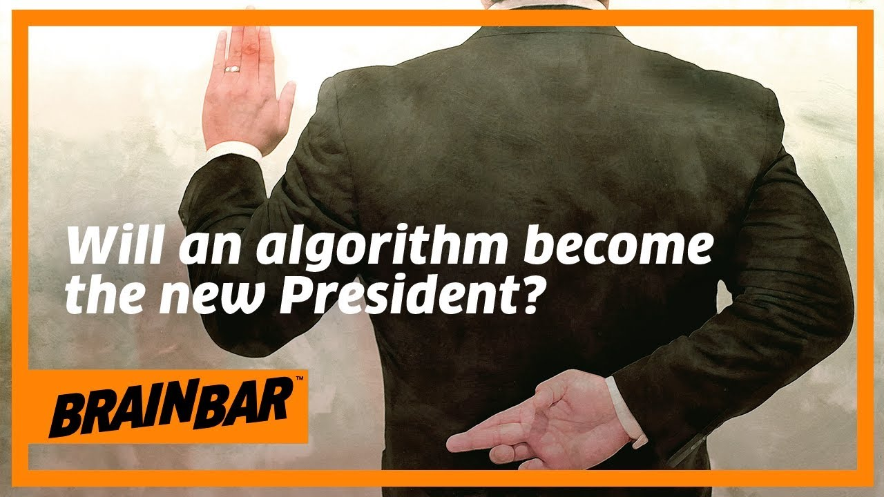 Would you elect an algorithm for president? | Today's News from the Future with Steve Fuller