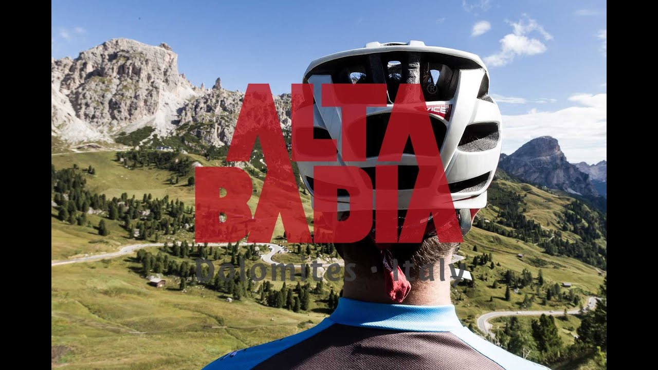 Mtb Mountain Biking In Alta Badia Youtube