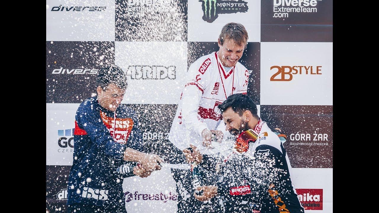 Mistrzostwa Polski DH 2017 - Diverse Downhill Contest / Międzybrodzie Żywieckie / teaser