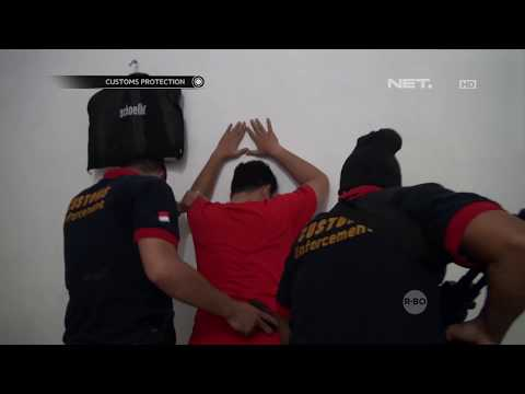 Penindakan Masuknya Narkotika Jenis Sabu di Medan - Customs Protection