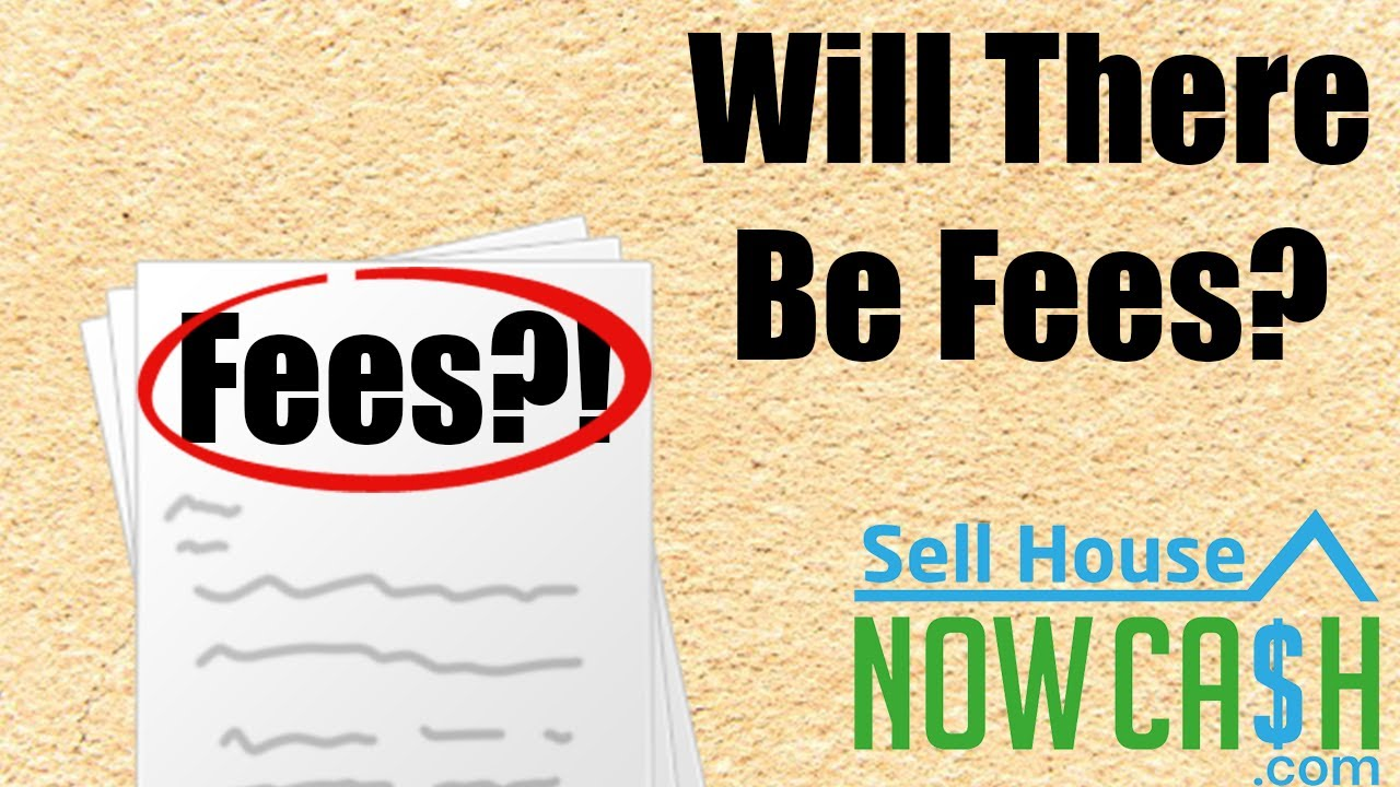 Sell My House Fast South Florida - Are There Any Costs in Selling Your House