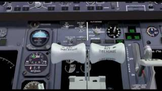 FS2004 - Transavia is meant to fly