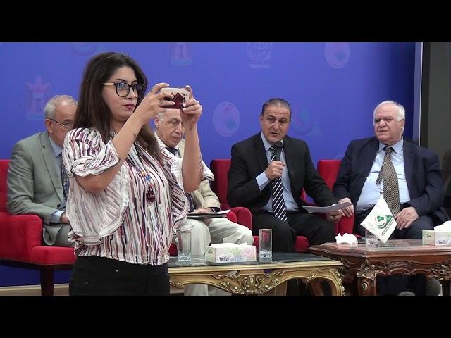 كلمة الدكتور عدنان ياسين  في ندوة الوئام الاجتماعي