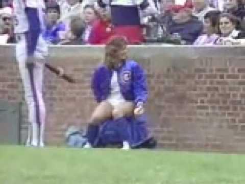 Ballgirl A Star On Cubs Teams Of 1980s