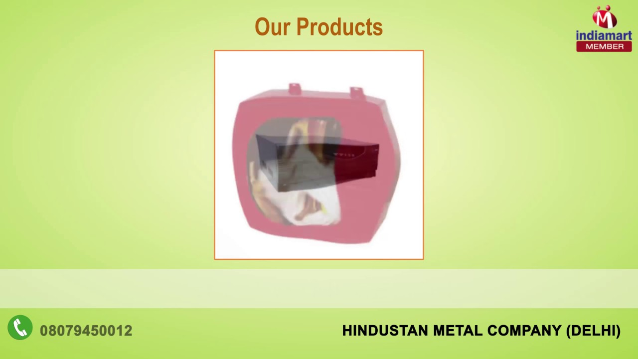 Electrical Cabinets By Hindustan Metal Company, Delhi