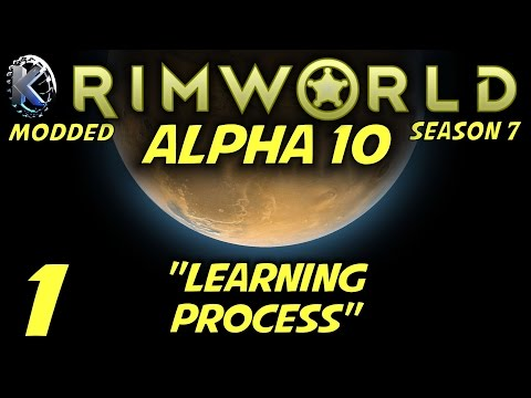 Rimworld Alpha 10 Gameplay / Let