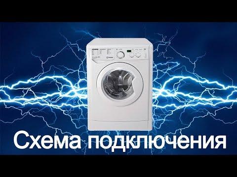 Подключение стиральной машины своими руками к электросети