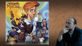 "Gaming History: Escape from Monkey Island (Monkey Island 4) ""The one no one loves"""
