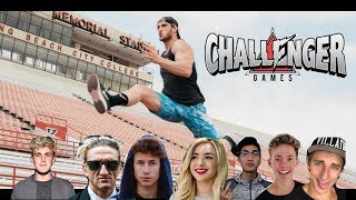 🔴The Challenger Games *LIVE* LOGAN PAUL EVENT!