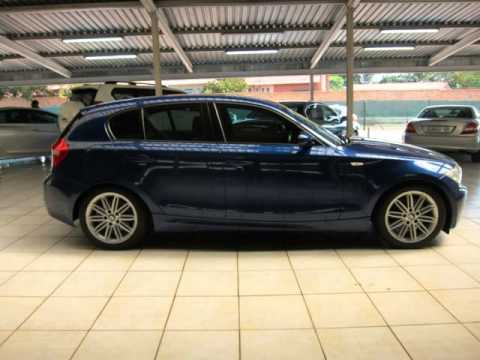 2008 bmw 1 series 120i 5 door m sport auto auto for sale. Black Bedroom Furniture Sets. Home Design Ideas