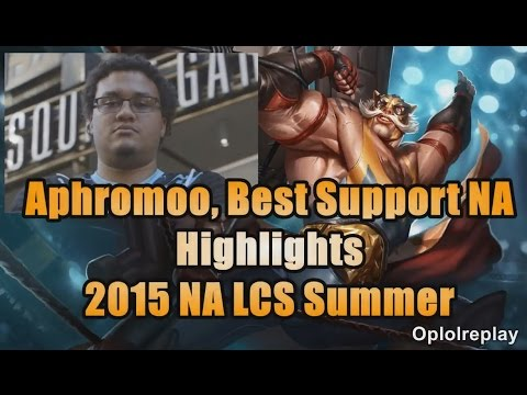 Aphromoo, Best Support NA Highlights