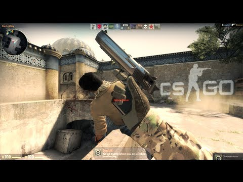 CS:GO - AWP / Deagle Gameplay