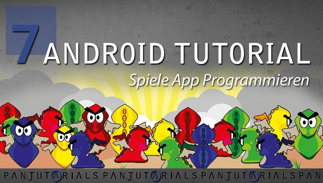 Android Spiele Programmieren