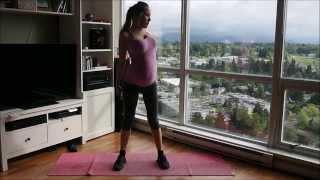 ФИТНЕС ДЛЯ БЕРЕМЕННЫХ/КРАСИВЫЕ И СИЛЬНЫЕ РУКИ &Prenatal Fitness/Arm Workout. Одежда для Беременных для Фитнеса