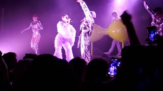 Charli XCX - Femmebot- Pop2 Concert - LIVE in LA @ The El Rey Theatre - 3-15-18
