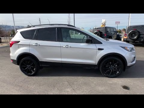 2019 Ford Escape Reno, Carson City, Northern Nevada, Sacramento, Elko, NV KUB29508