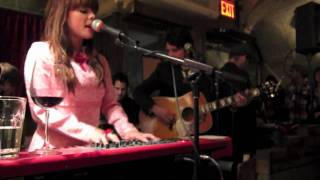 Everything at Once by Lenka - Live at Vivo in Vino, NYC 2010
