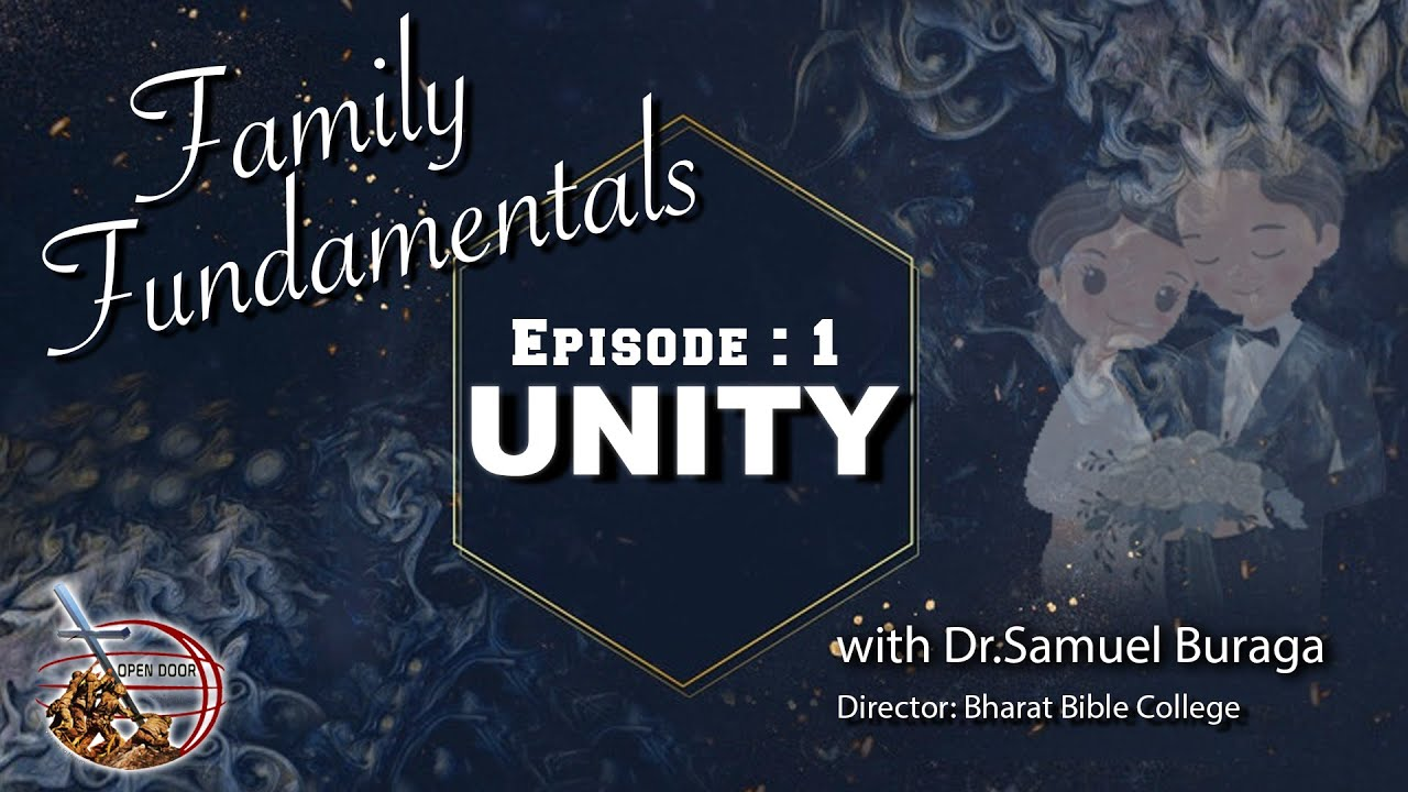 Download Ep 1 || FAMILY FUNDAMENTALS || Re-Learning the forgotten Biblical Values