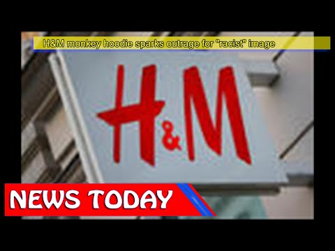 """US News - H&M monkey hoodie sparks outrage for """"racist"""" image"""