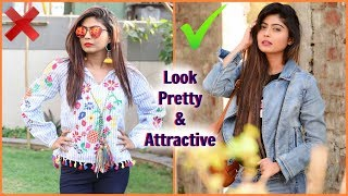 How To Look Pretty and Attractive For School, College & Work | Rinkal Soni
