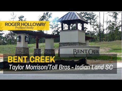Bent Creek New Homes for Sale in Indian Land SC
