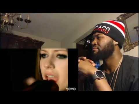 Avril Lavigne  Losing Grip  REACTION