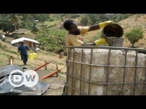 Grenada: Biogas aus dem Knast   DW Deutsche