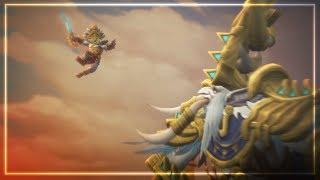 Zandalari Forever Final Cinematic  - Battle for Azeroth (Spoilers)