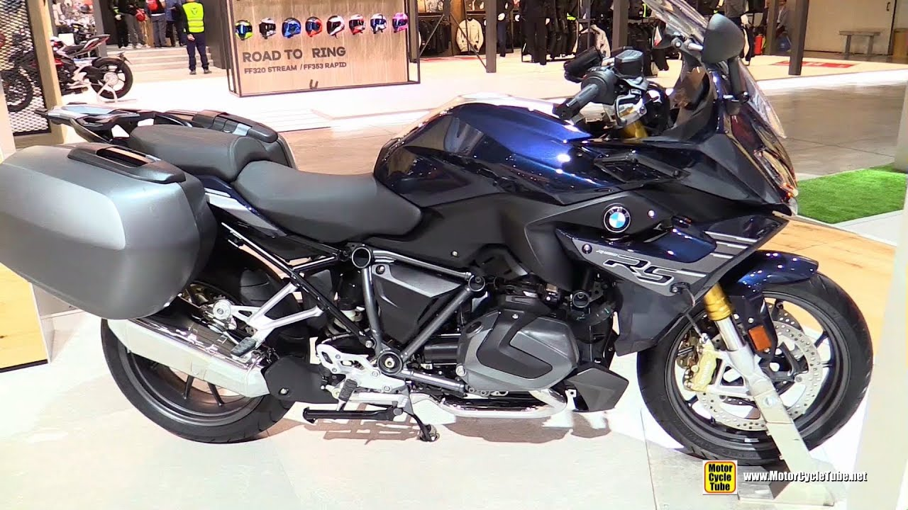 2019 Bmw R1250rs Walkaround Debut At 2018 Eicma Milan Youtube