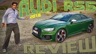 2018 Audi RS5 Review - it