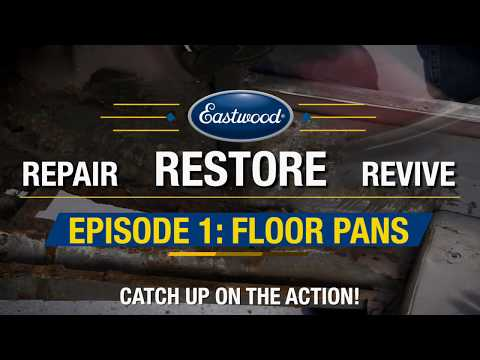 Repair Restore Revive - Episode 1 Recap: What You Missed! Eastwood
