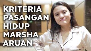 Pernyataan Jujur dari Marsha Aruan | TMI TAG #1