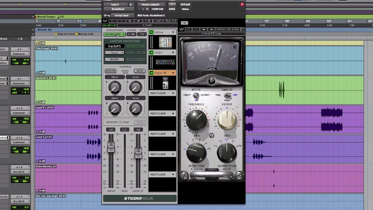 DiGiGrid DLI – Audio Interface for Pro Tools™ Systems