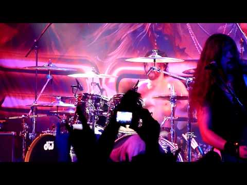Doro - True As Steel  (Live in Moscow, Russia, Milk Club 01.10.2011)