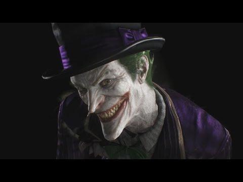 Gallery For > Batman Joker Arkham