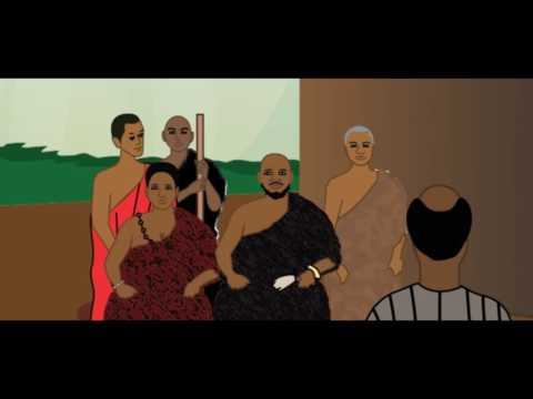 2d Animation Of A Song By Paa Bobo