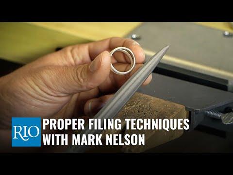 Proper Filing Techniques