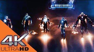 Подкрепление Тони Старка ★ Железный Человек 3 (2012)