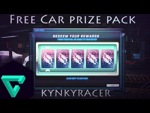 Nfs World How To Get Free Car Prize Pack