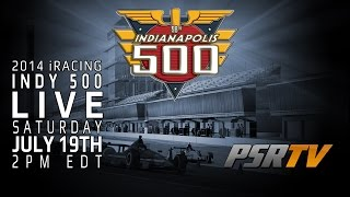 iRacing.com Indianapolis 500