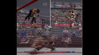 WWE raw pc tips & tricks .part 2(how to do FINISHER,KICKOUT,TAG,SPEAR,RUN-UP,,UNLOCK PLAYERS,ETC)