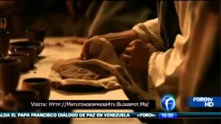 Contexto histórico de la vida de Jesús con Esteban Arce... Matutino Express FOROtv